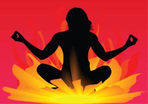 Hot Flash Yoga