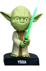 Yoda Bobblehead